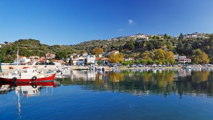 Mamma Mia Island Skopelos Greece Glossa