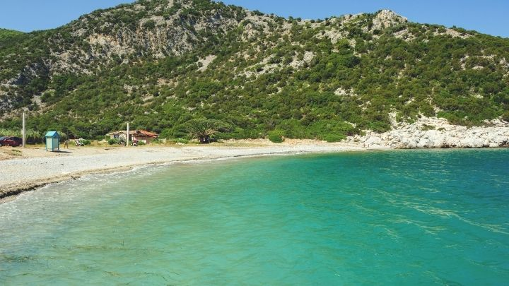 Mamma Mia Island Skopelos Greece Glysteri Beach