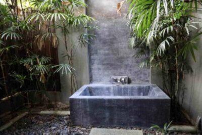veranda high resort outdoor bath and shower