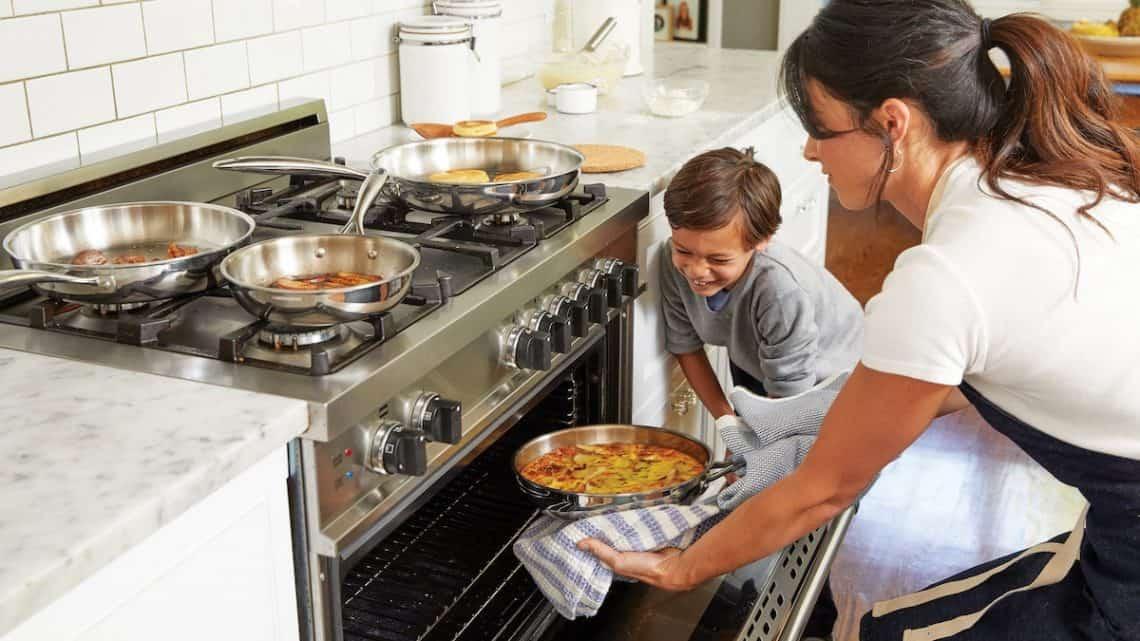 cooking bakin oven