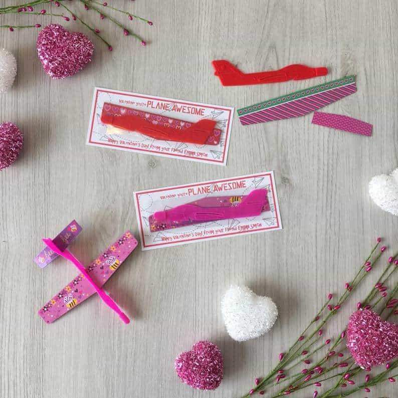 candyless valentines ideas