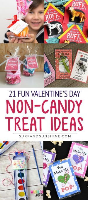 non candy valentines day treat ideas