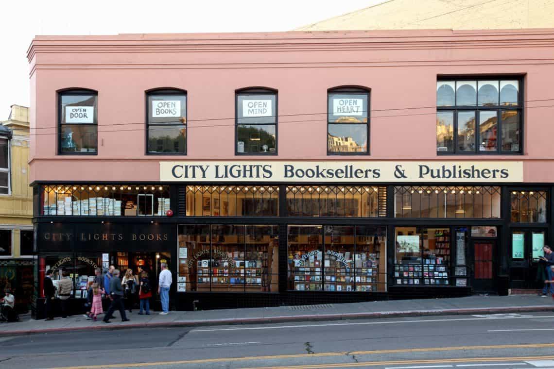 City Lights Bookstore