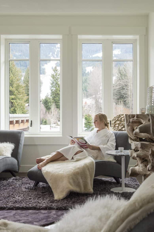 Nita Lake Lodge, Whistler Canada