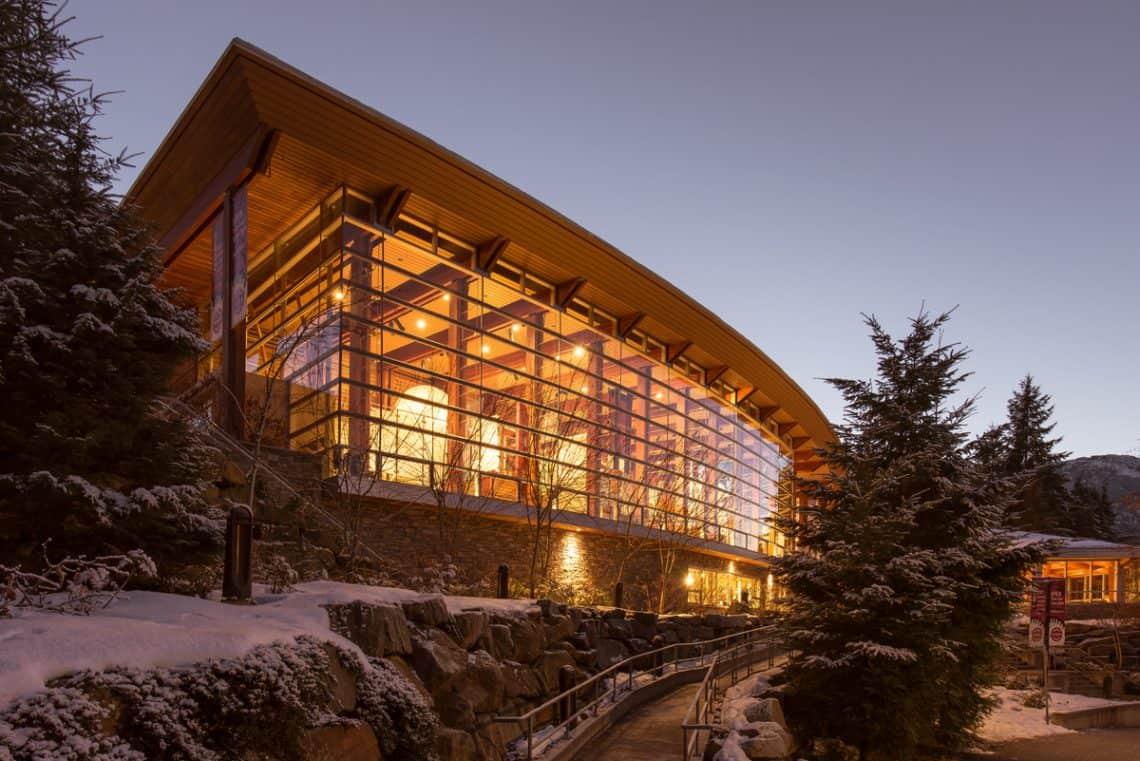 Squamish cultural center