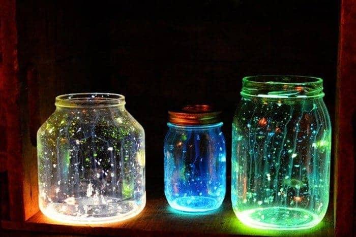 DIY Glow in the Dark Jar 03