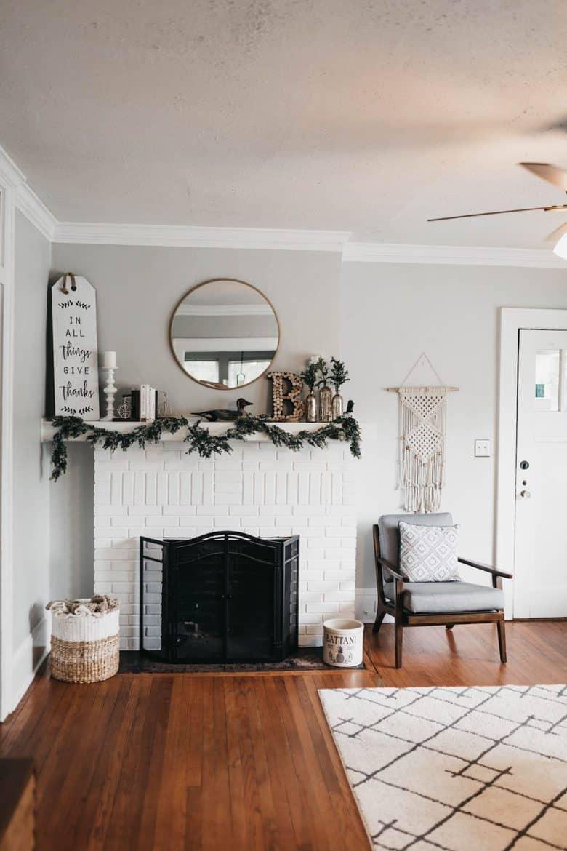 fireplace livingroom area rug