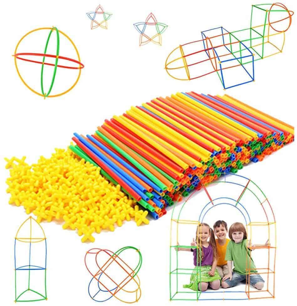 Building straws