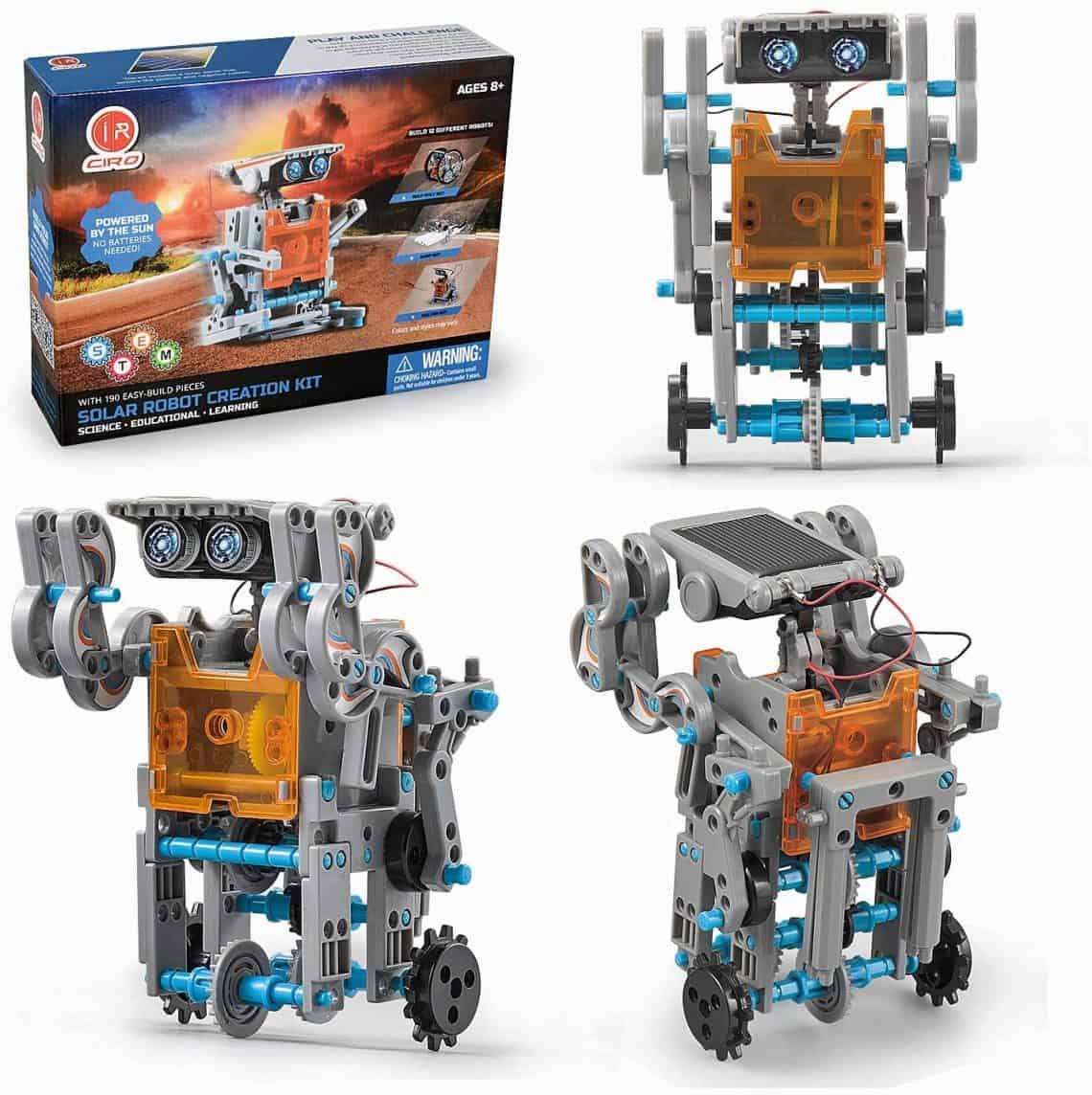 solar robot