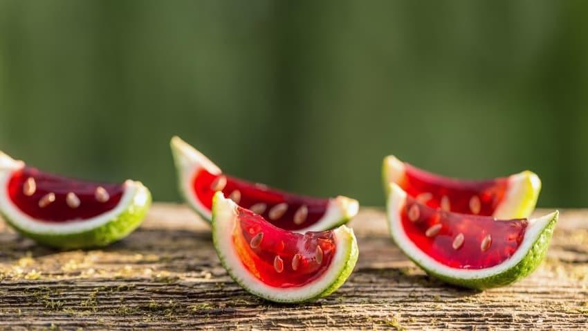 watermelon jello shots ideas