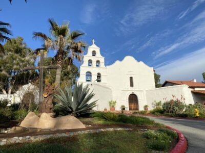 California Mission Project 4th Grade - Mission San Diego de Alcala