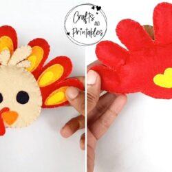 12 Adorable DIY Thanksgiving Crafts for Kids