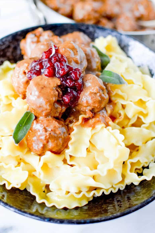 how do you make swedish meatballs