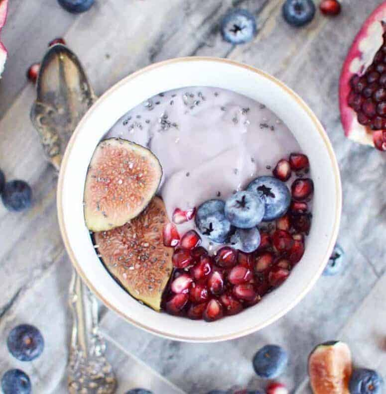 Antioxidant yogurt bowl 3 e1621016577694