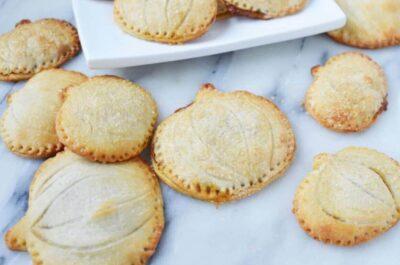 pumpkin pasties hand pies