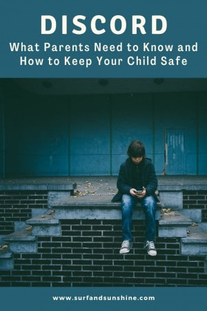 is discord safe for kids - discord parents guide