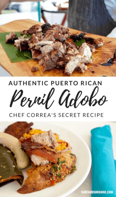 Authentic Puerto Rican Pernil Adobe Recipe Pork Roast