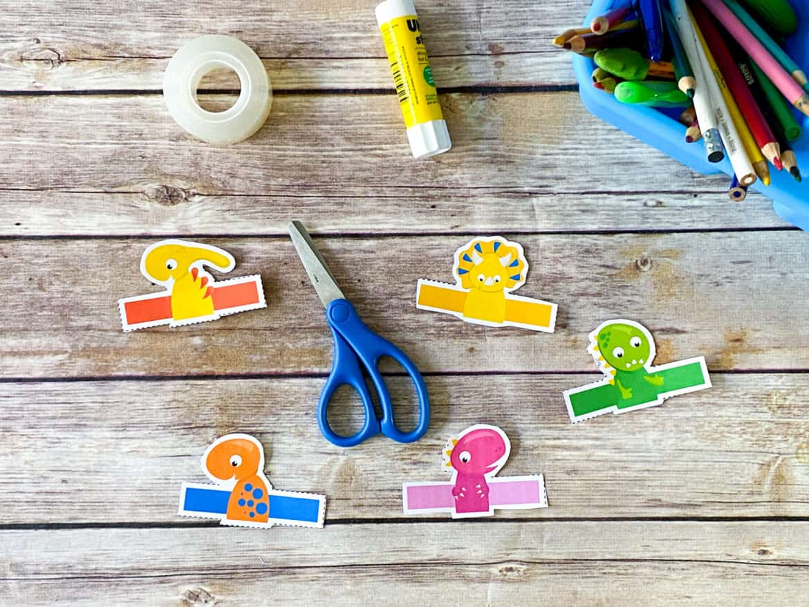 Free Printable Finger Puppets