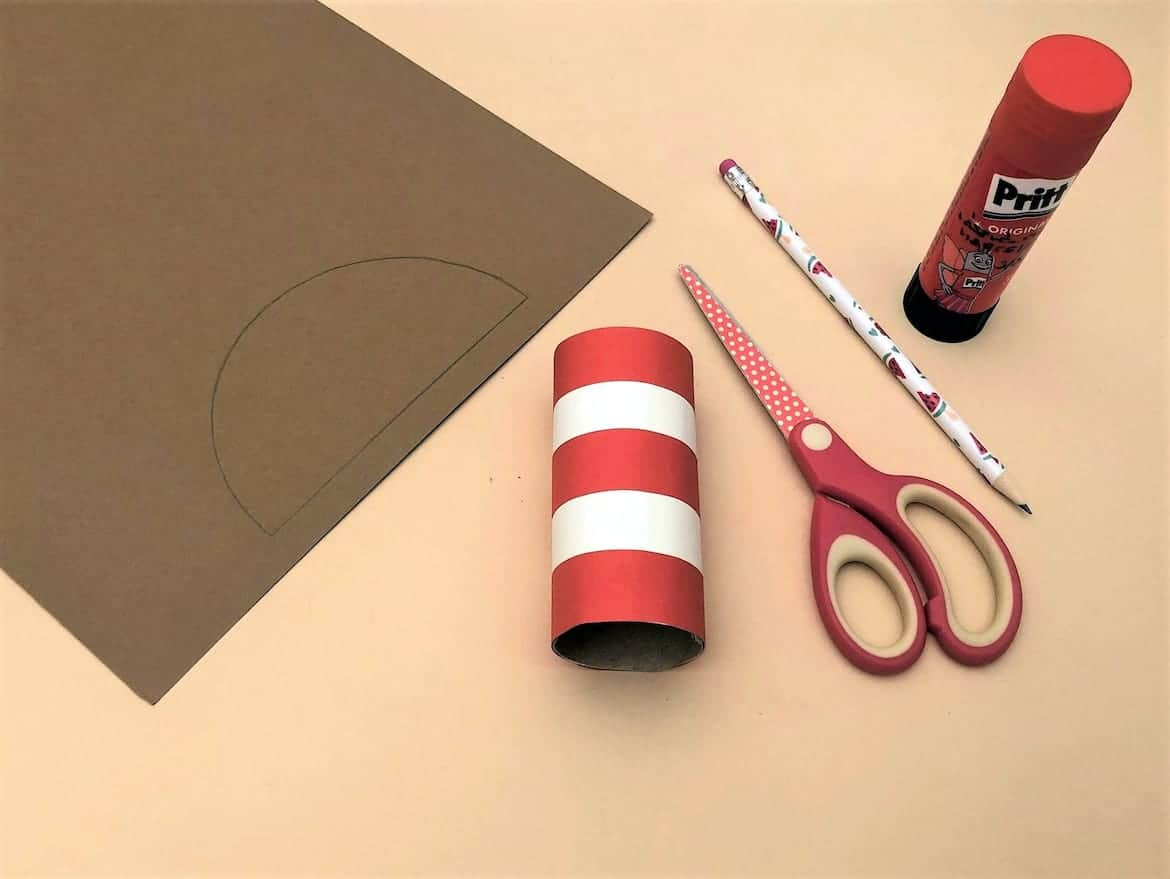 Lighthouse Paper Craft for Kids 9