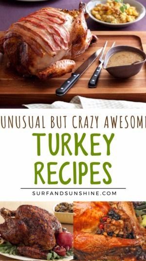 good turkey recipes