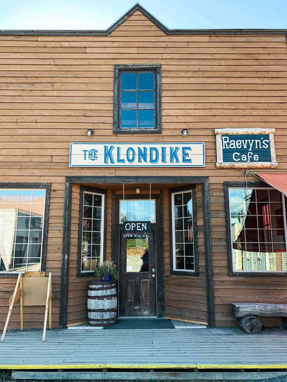 Dalton City Haines Alaska Klondike
