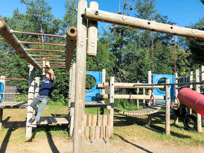Dalton City Haines Alaska playground
