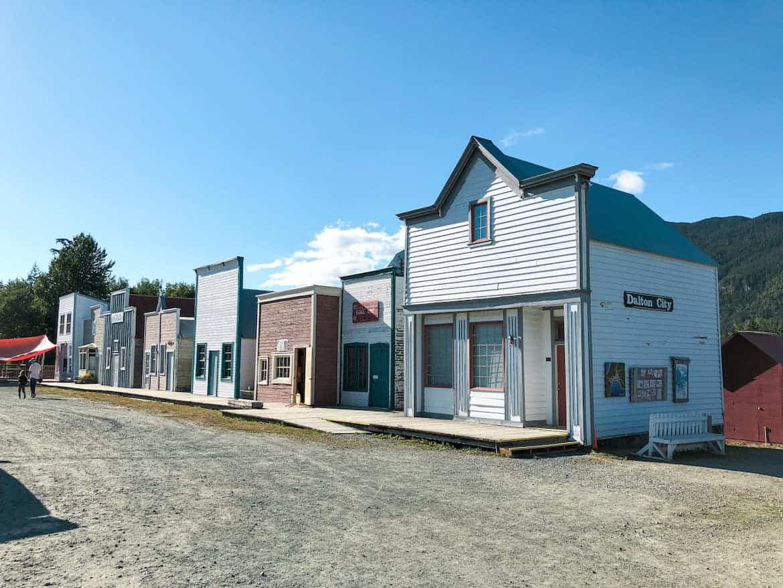 Dalton City Haines Alaska