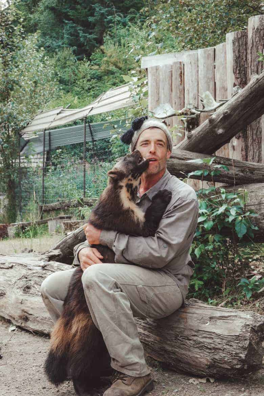 Kroschel Wildlife Center Haines Alaska Steve Kroschel