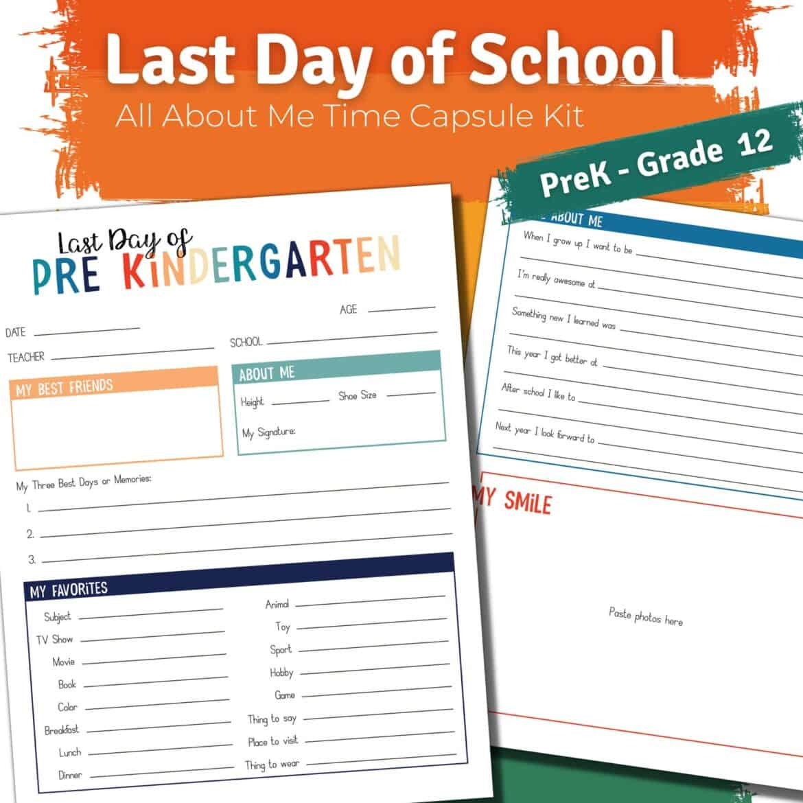 The BEST Last Day of School Interview Questions