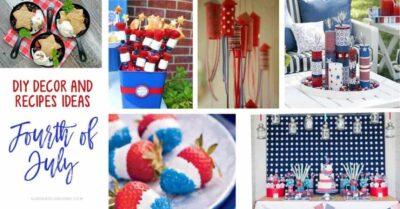 Fourth of July DIY Decorations