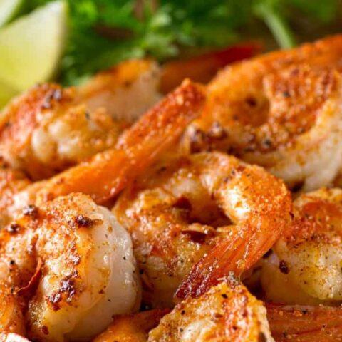 Easy Spicy Cajun Shrimp Recipe 2