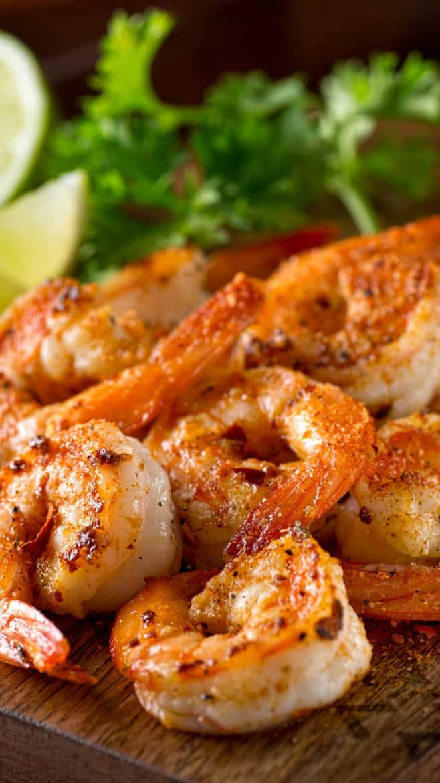Easy Spicy Cajun Shrimp Recipe (2)