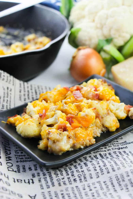 cauliflower cheese bake recipe final 1