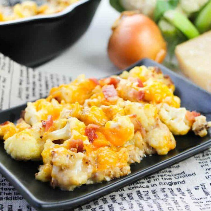 cauliflower cheese bake recipe final 2
