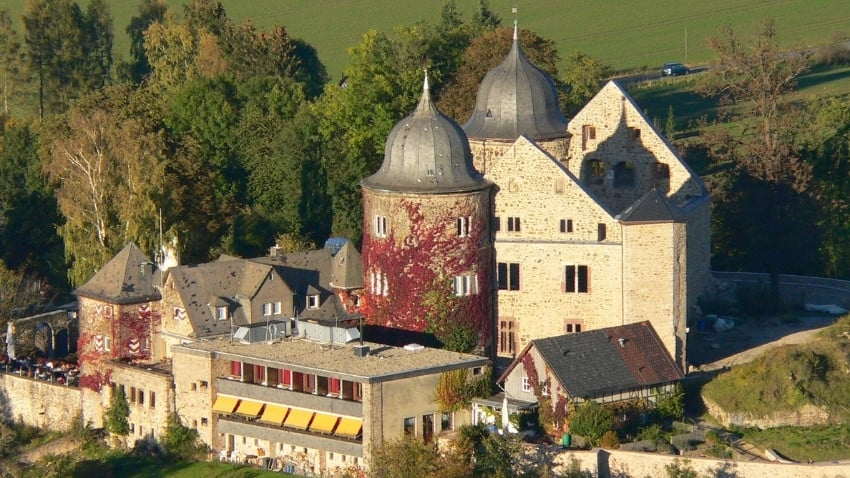 Dornroschenschloss Sababurg