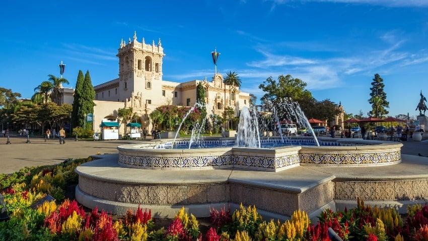 balboa park san diego free wifi