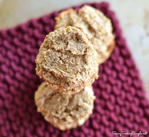 3 Ingredient Muffins