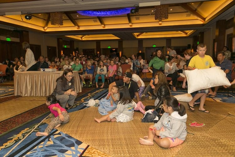 The Pirate Fairy special screening At Disney Aulani Resort
