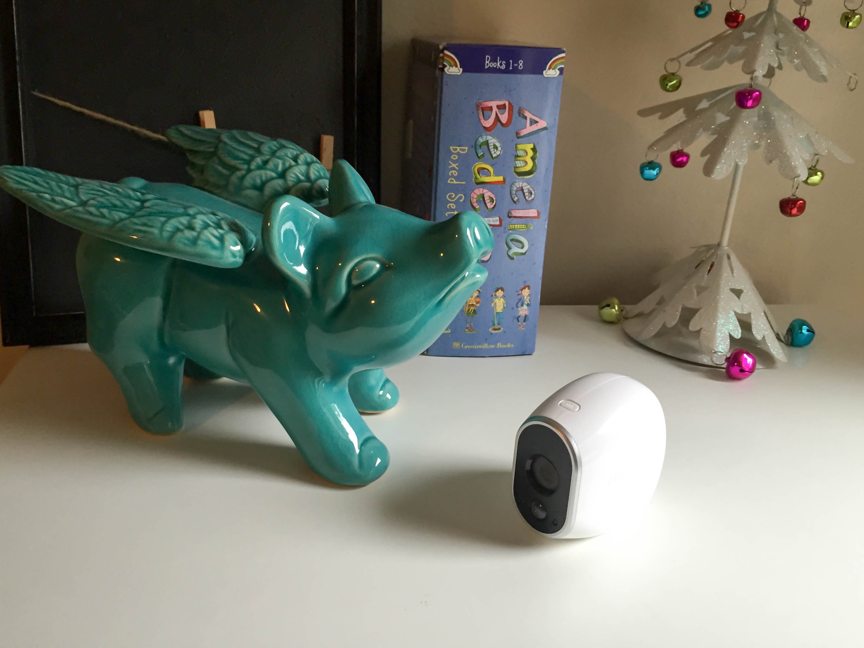 smart home security arlo
