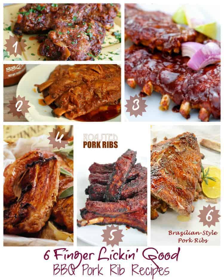 BBQ Pork Rib Recipes