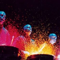 Blue Man Group is a MUST SEE for the Whole Family at Universal Orlando