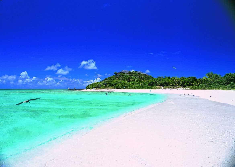 BVI beach