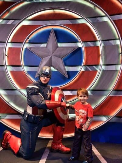 CAPTAIN AMERICA The Living Legend and Symbol of Courage 7