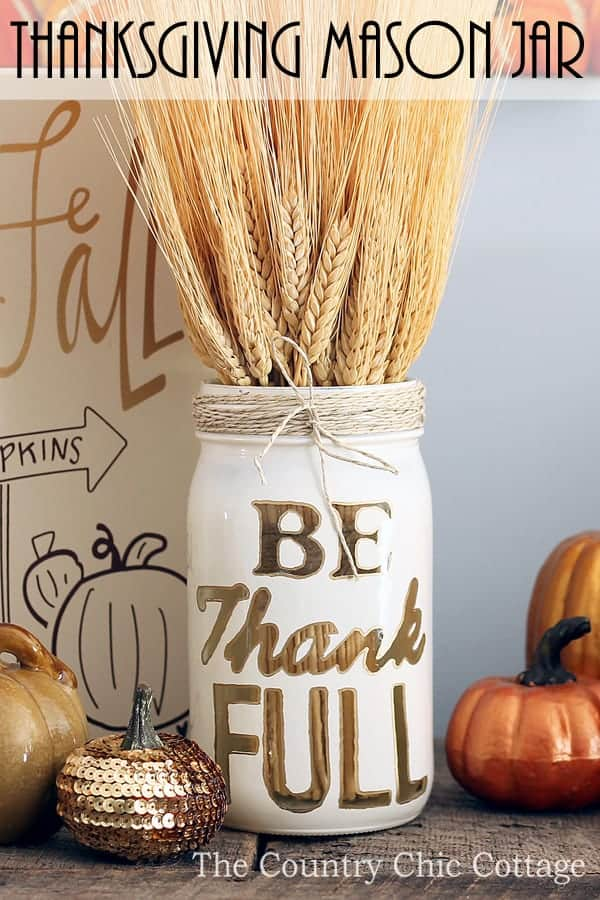DIY Thanksgiving Projects For Home and Table 2