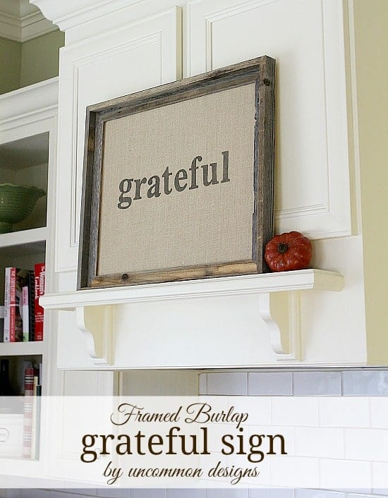 DIY Thanksgiving Projects For Home and Table 3