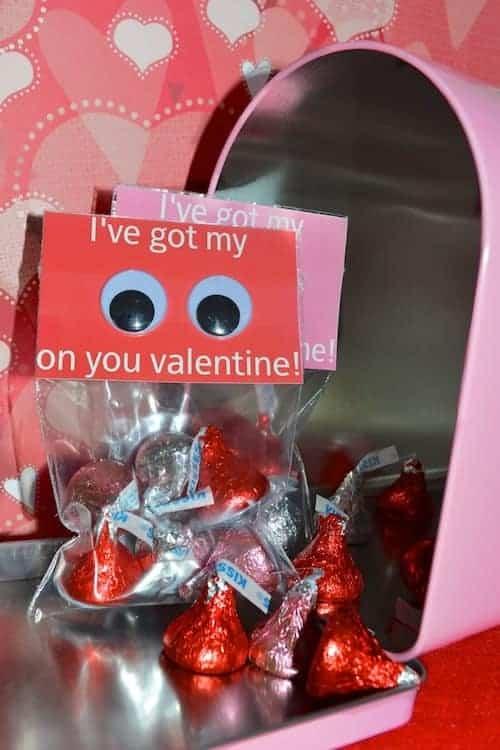 DIY Valentine Day Craft