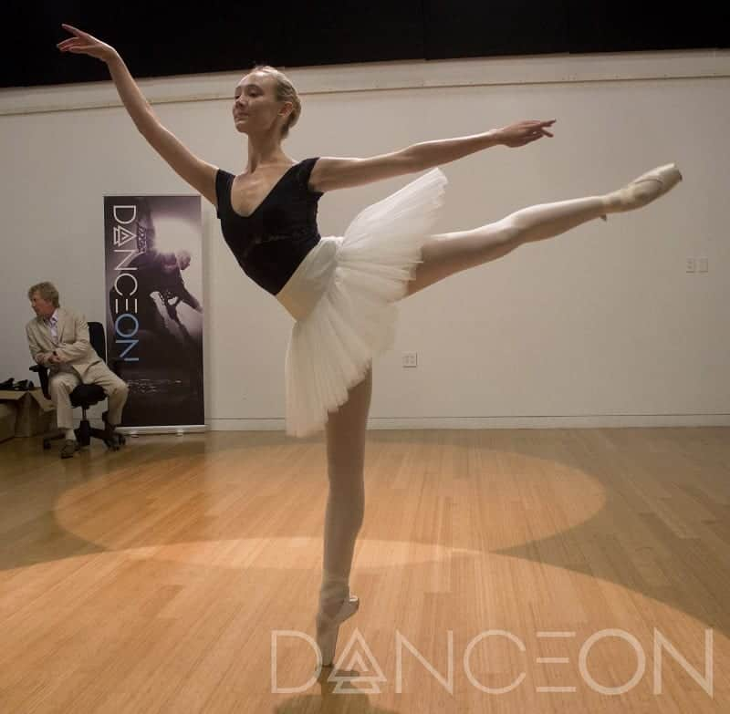 Dance School Diaries performer Madison Chappell