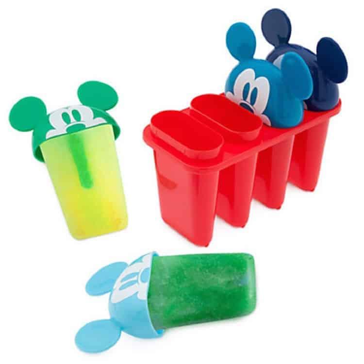 Disney Popsicles