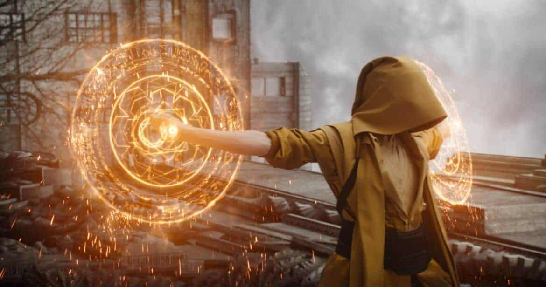 Marvel's DOCTOR STRANGE..The Ancient One (Tilda Swinton)..Photo Credit: Film Frame ..©2016 Marvel. All Rights Reserved.