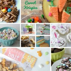 10 Fun Easter Treat Recipes and Ideas